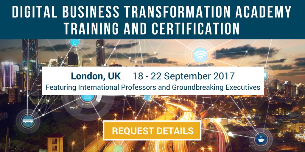digital transformation course