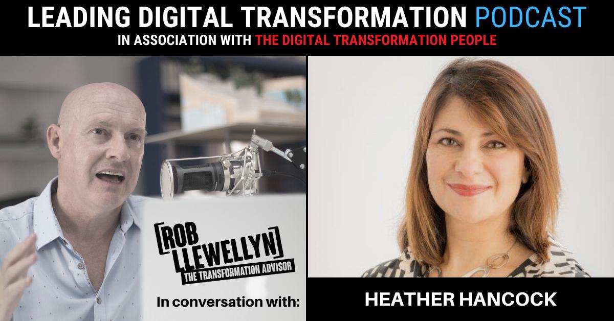 Heather Hancock Interviewed